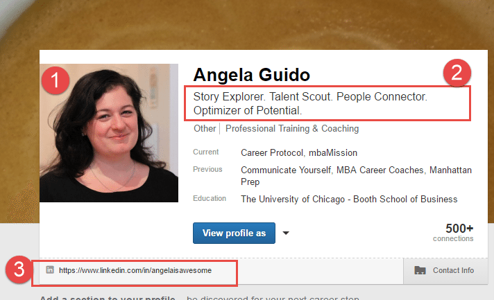LinkedIn Profile Protocol for MBAs